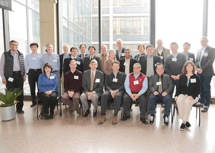 MTL's Industrial Advisory Board meets on the MIT campus