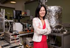 Evelyn Wang named head of Department of Mechanical Engineering
