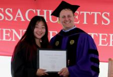 Lisa Kong recipient of 2018 Outstanding Senior Thesis Award by Department of Materials Science and Engineering